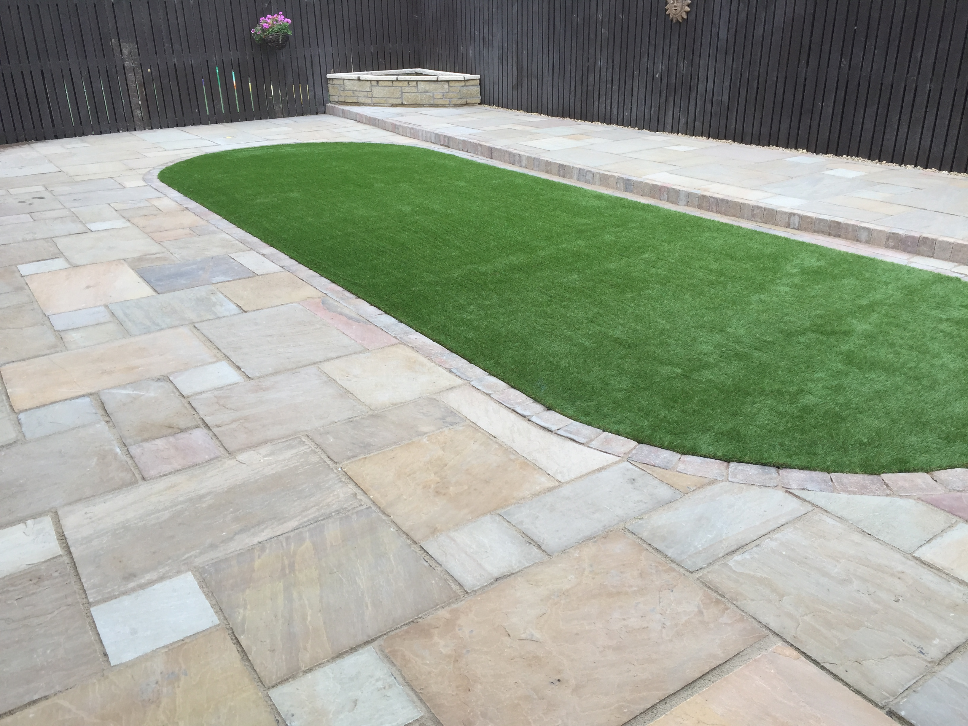 Landscaping services and garden design